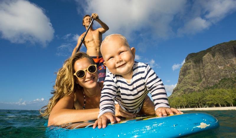 Wenn ein typischer Novembertag mal wieder die Stimmung trübt, ist ein Badeurlaub besonders verlockend. (#01)