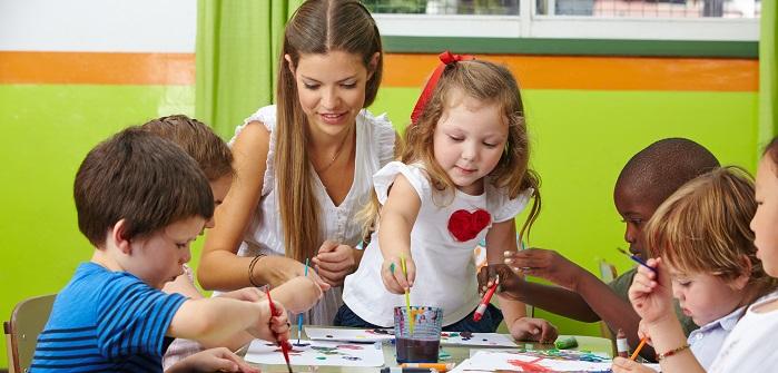 Basteln mit Kindern: Neue, tolle Ideen!