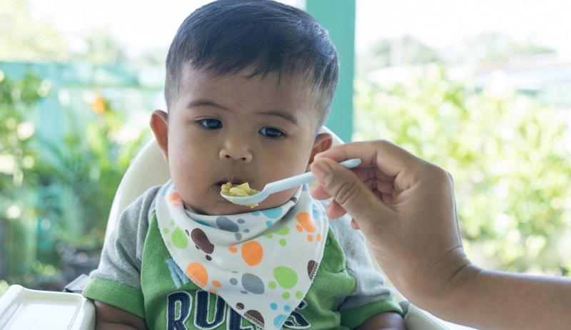 Wichtig ist, dass Kinder möglichst früh verschiedene Geschmacksrichtungen kennenlernen.