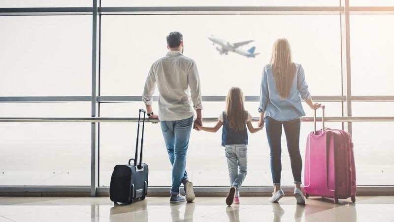 Eine positive Atmosphäre schon beim Start reduziert den Stress beim Flug. (#2)