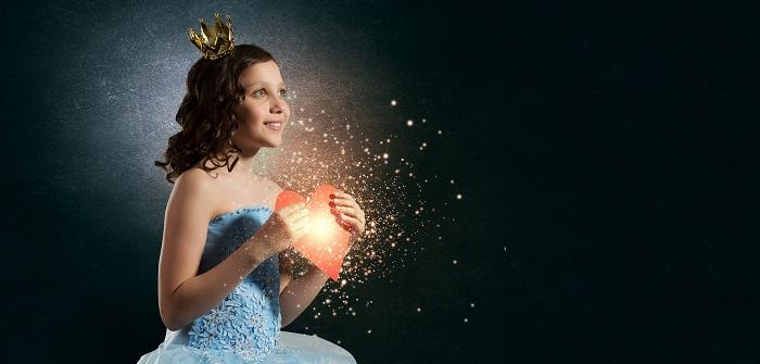 Freundschaftsbuch: Sprueche fuer kleine Prinzessinnnen. Traumhaftes als Erinnerung