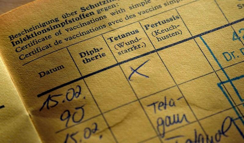 Man sollte auch die Impfpässe kontrollieren und checken, ob die Standard-Impfungen durchgeführt wurden. (#03)