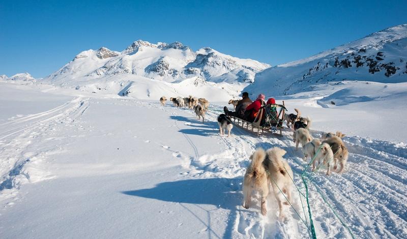 Wer über kalte Länder spricht, meint oft Alaska. Der kälteste Bundesstaat der USA ist der Inbegriff von Winter. (#04)