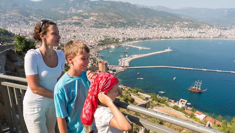 Das Mittelmeer wie die Türkei oder Italien und die Inseln Sardinien und Sizilien sind beliebt bei Jung und Alt. (#03)