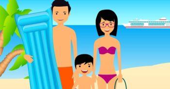 Kreuzfahrten mit KIndern: Es gibt so viele Freizeitangebote, da ist für die ganze Familie was dabei