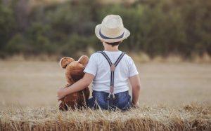 Das Kuscheltier muss mit in den Urlaub! Die Auvergne liebt die Kinder - und die Kinder lieben die Auvergne. (#5)