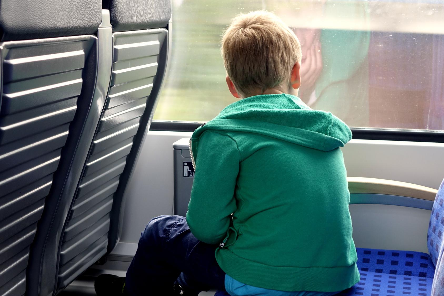 Reisen mit Kindern: Mit der Bahn in der Urlaub, da fängt der Urlaub gleich zuhause an, oder doch nicht? (#02)