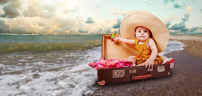 Reisen mit Kleinkind: 10 Regeln, die man kennen muss! (Foto: Shutterstock-Soloviova Liudmyla)