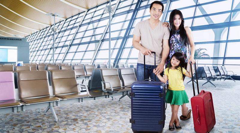 Grundsätzlich sollte man also mit möglichst wenig Gepäck reisen. (#04)