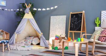 Spielzimmer gestalten: 6 Ideen für Jungs und Mädchen