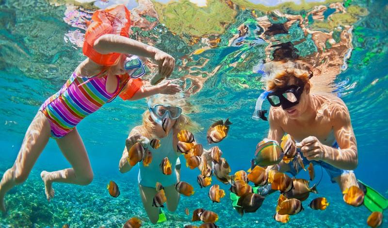 Das Tolle, für einen Strandurlaub im Oktober muss man nicht unbedingt um die halbe Welt reisen. (#01