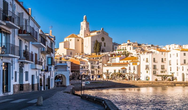 Auch im Oktober, kann man im Nordosten der spanischen Mittelmeerküste prima noch ein letztes Mal ordentlich Sonne tanken. (#04)