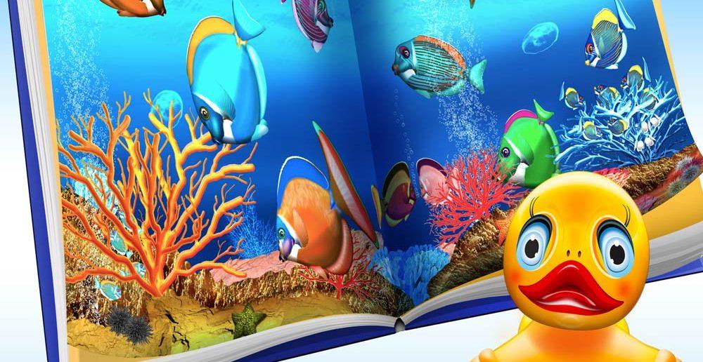 5. Tipp für ein ausgefallenes Taufgeschenk: das eigene Buch. Ein Abenteuer, dessen Held die eigene Gestalt annimmt.