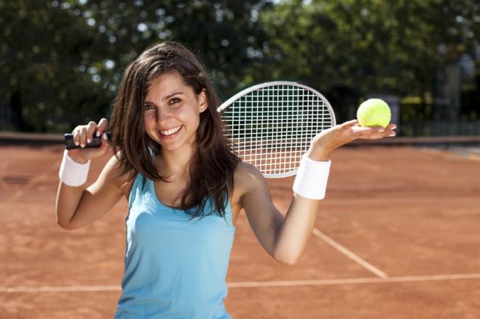 Wer es sportlich mag und im Urlaub gerne mal ein kleines Tennismatch einschiebt, der sollte einen Campingplatz mit Sportmöglichkeiten wählen (#3)