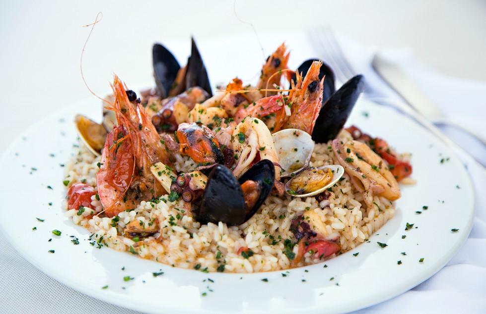 Restaurants nahe der Unterkunft: Original Italienisch mit der Familie speisen - und das zu bezahlbaren Preisen. Das bietet Cervia auch! (#6)