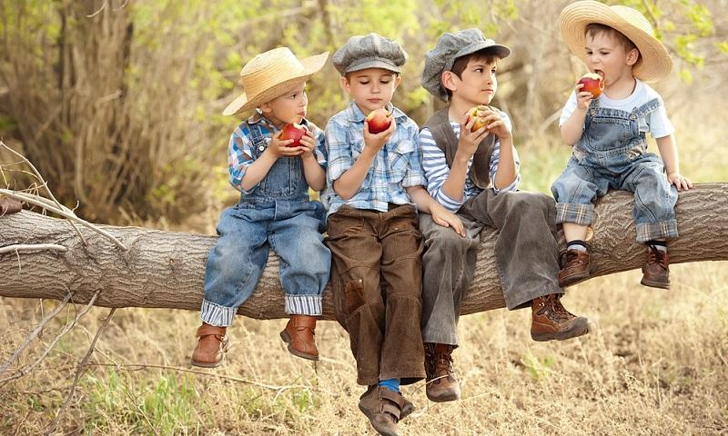 Urlaub mit 4 oder mehr Kindern bedeutet immer: Abenteuer pur!