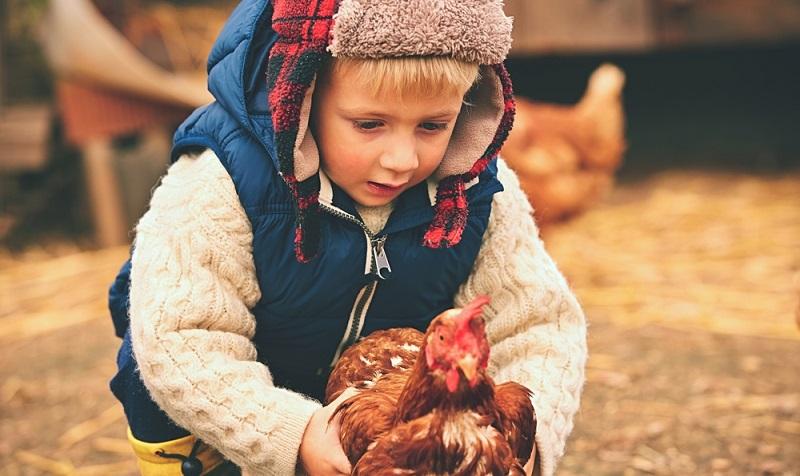 Urlaub mit 4 Kindern bedeutet auch: Kindern Freiheiten einräumen, eigene Erfahrungen zu machen.