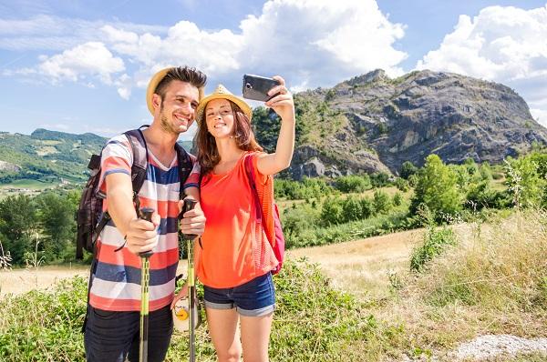 Ein Urlaubsfoto verschönern heißt nicht unbedingt nur, dass hier die Korrekturen durchgeführt werden.(#03)