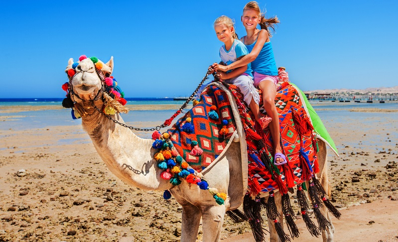 Beim Familien-Trip nach Ägypten, kommt man sich teils vor wie in einem Märchenland aus Tausendundeiner Nacht. (#04)