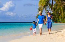 Warme Reiseziele: Die Urlaubsziele lieben Familien mit Kindern