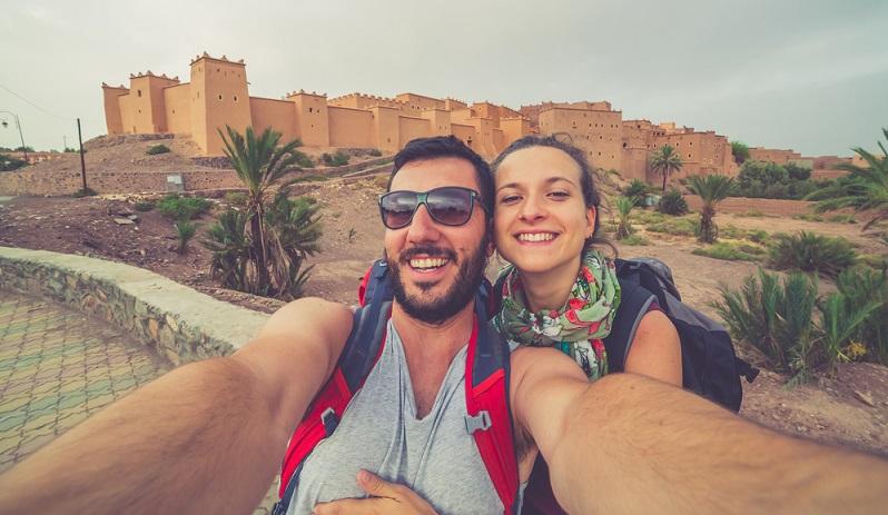 Muslimische Länder und warme Reiseziele wie Marokko haben den großen Vorteil, dass sie sehr kinderfreundlich sind. (#02)