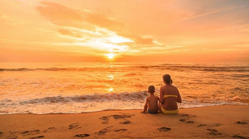 Großartige, warme Reiseziele bietet zudem Asien. Bestes Beispiel: Sri Lanka, ein im Indischen Ozean gelegener Inselstaat. (#07)