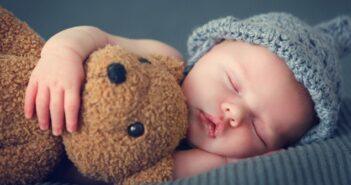 10 Tipps damit Babys und Kinder gesund schlafen.