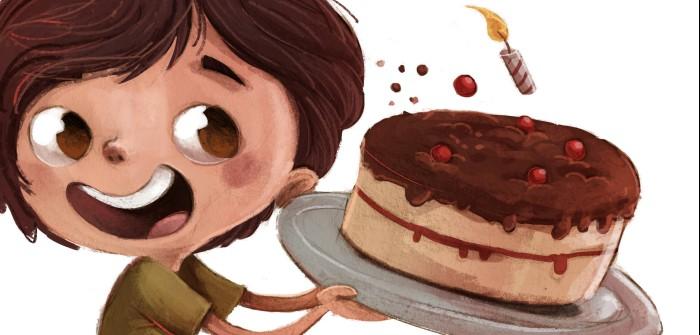 Kuchen bei Hauterkrankung: Erst überlegen, dann genießen