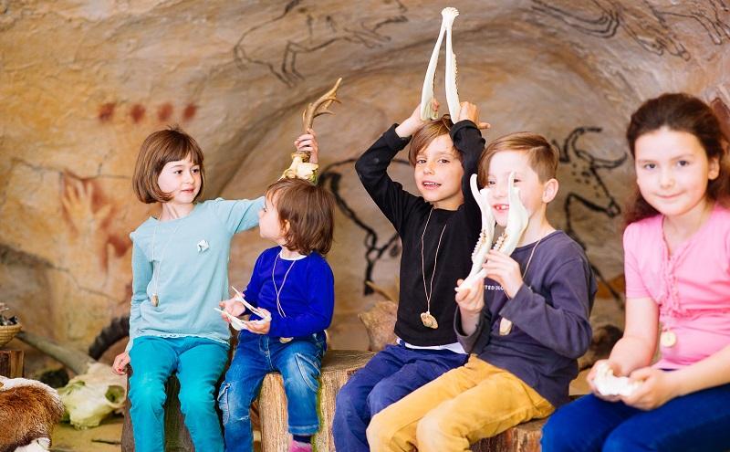 Wer im Westen Deutschlands wohnt und mehr mit Kultur und Wissen anfangen kann, der ist im Neandertal-Museum in Mettmann goldrichtig. (#03)