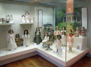 Schlechtwetter Aktivitäten: Puppenmuseum in Hanau (#01)